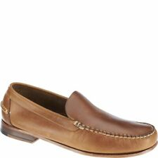 Sebago Men's Wicklow Moc Cognac Casual Loafers 12M