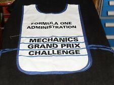 "New listing FORMULA 1   TABARD   VERY RARE ITEM   ""FOA""  MECHANICS CHALLENGE"