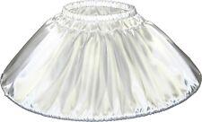 CUSTOM FIT SATIN Crinoline Mini Hoop Skirt Petticoat Adult Sissy Dress up LEANNE