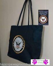 brodé États-Unis ÉTATS-UNIS MARINE NAVAL Joint résistant Sac bag-beach shopping