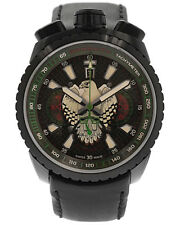 BOMBERG BOLT 68 FALCON CHRONOGRAPH 47 MM STEEL PVD AUTOMATIC MEN'S WATCH $4,495