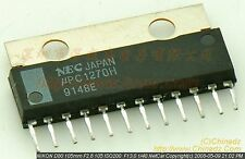 NEC UPC1270H ZIP-12 BIPOLAR ANALOG INTEGRATED CIRCUIT