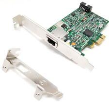 HP Broadcom BCM5761 NetXtreme Gigabit Ethernet Adapter PCIe Express FS215AA Card