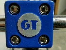GT BMX coin decal for repop gt mallet stem old school bmx haro hutch dyno