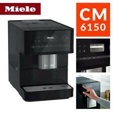 Miele CM6150 Counter Top Coffee Machine - Obsidian Black