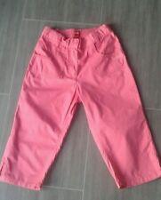 Esprit  3/4-Hose •  Gr. 140 • Jeans • rosa/pink • Capri 7/8 • NEUw • NP 44,99 €