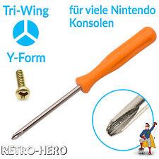 Tri Wing Y Schraubenzieher Schraubendreher für Nintendo Gameboy Wii DS Lite 3DS