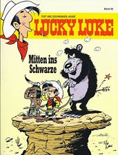 Lucky Luke Band 96  Mitten ins Schwarze   ungelesen 1A absolut TOP