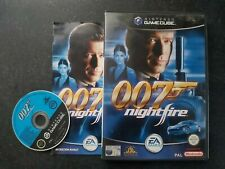 NINTENDO GAMECUBE : JAMES BOND 007 NIGHTFIRE - UK - ***COMPLETE