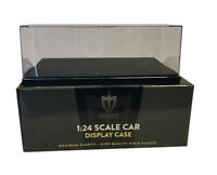 5 Max Pro Acrylic 1:24th Scale Diecast Car Display Case Holders