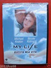 film dvd nicole kidman michael keaton my life questa mia vita bruce joel rubin v