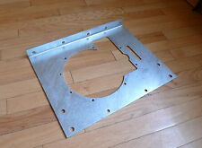Fairey MAP Capstan Winch Mounting Plate Galvanized 105-A1 for Land Rover Series