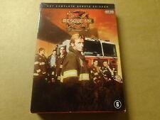 4-DISC DVD BOX  / RESCUE ME - SEIZOEN 1