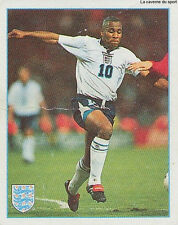 N°K ENGLAND TEAM STICKER MERLIN PREMIER LEAGUE 1997