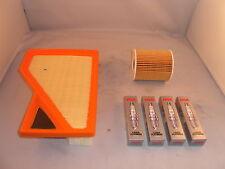 Mini Cooper / One 1.6 Petrol Service Kit Oil + Air Filter Spark Plugs 2004-2007