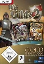 DIE GILDE 2 GOLD EDITION - Originalspiel & Add-On (PC) - NEU & SOFORT