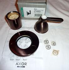 Hansgrohe 17885621 Axor Carlton Trio Diverter w/ Lever Handle OIL RUBBED BRONZE