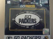 Green Bay Packers 5 pc. Sticker FRAME Set