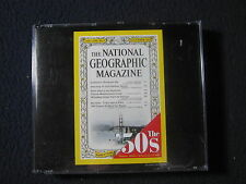 National Geographic Magazine: The 1950's on Cd-Rom by National Geographic