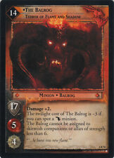 Lord of the Rings CCG TCG Ents of Fangorn - THE BALROG Terror of Flame - RARE