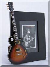 DUANE ALLMAN  Miniature Guitar Frame