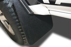 4pc Universal Mud Flaps for Subaru Mitsubishi and Volkswagen Cars or SUVs