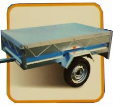 NEW UNIVERSAL COVER TO SUIT 5 x 3 TRAILER 152 x 91cm WITH ELASTIC CORD AND EYES
