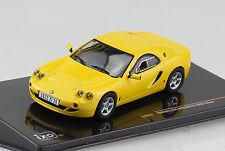 Hommell RS Berlinette gelb 1999 1:43 Ixo Modellauto CLC263