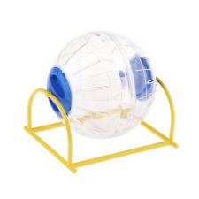 Hamster Breathable Bracket Running Exercising Playing Clear Ball with Stand