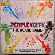Perplexcity The Board Game - mind bender puzzle game - 2 to 16 players