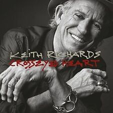 Crosseyed Heart * by Keith Richards (CD, Aug-2015)