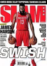 Slam Magazine #194 12/2015 basketball NBA Houston Rockets Swish JAMES HARDEN