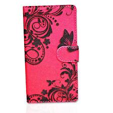 Design PBB Book Tasche Cover Case Handy Schutz Hülle Etui für LG P760 Optimus L9