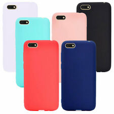 For Huawei Y5 2018 Honor 7S Ultra Thin Matte Rubber Silicone Case cover