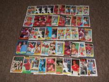 PETE ROSE - Huge 50-card lot! 1981 Topps-Donruss+! REDS-PHILLIES! BV$$$