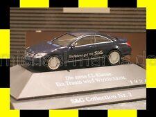 Mercedes-Benz CL-Klasse C216 SIE FAHREN GUT MIT S&G COLLECTION NR. 2 Herpa PC