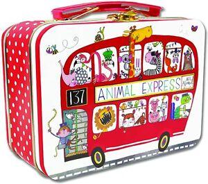 Rachel Ellen Mini Carry Case - Animal Express