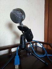 Microphone Usb Pour Pc. 2 Effet, don un Fait Hecho..