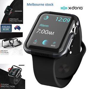 X-Doria -Defense Edge Protective Case for Apple Watch™6 5 4 3 2 1 Apple Watch
