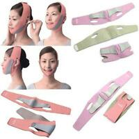 Face Slim V-Line Lift Up Mask Cheek Chin Neck Slimming Thin Belt Strap Beauty ou