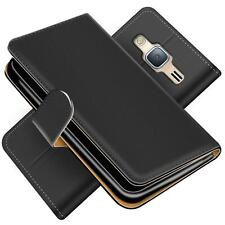 Case Samsung Galaxy J3 2016 Duos Protective Cover Book Cover PU Leather Case
