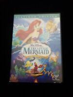 The Little Mermaid (DVD, 2006, 2-Disc Set, Platinum Edition) DVD Disney