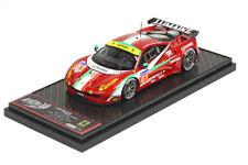 Ferrari 458 Italia Gt2 4.5L V8 Af Corse Lm Gte Pro Le Mans 2014 BBR 1:43 BBRC148