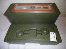 1x Thermobox Rieber 100K Thermobehälter Thermoport Catering ex Bundeswehr (9)