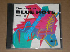 THE BEST OF BLUE NOTE VOL. 2 (HORACE SILVER, SONNY ROLLINS)-CD COME NUOVO (MINT)