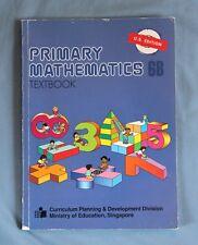 Singapore Primary Mathematics 6B Textbook, U.S. Edition, Sonlight Homeschool