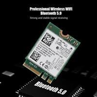 Pour Intel 9260NGW 1.73G NGFF Carte Bluetooth WIFI sans fil 2.4G+5G Bluetooth5.0