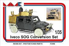 Iveco SOG conversion set 1/35 resin MK Models F3056 Italery resin