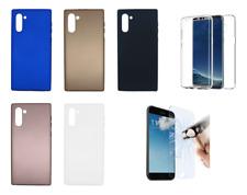 Funda Carcasa Doble 360º Delantera + Trasera Para Samsung Galaxy Note 10 4G 5G