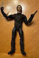 "Marvel 2003 X-Men WOLVERINE Hugh Jackman 6"" 2003 Rotocast Action Figure"